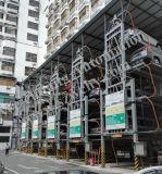 Sistema de estacionamiento rotatorio