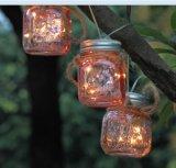 Solarmaurer-Glas-Zeichenkette-Leuchte - Ss5h05