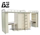 2 Schicht-hölzernes Stahlbett (BZ-0145)