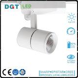 Scheinwerfer mit 12/24degrees LED super heller PFEILER LED Gaststätte-Punkt-Beleuchtung des Spur-Licht-25W