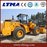 Ltma neuer 5 Tonnen-Rad-Ladevorrichtungs-Typ (LT956)