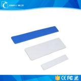 De geweven Markering van de etiket Industriële UHFWasserij RFID