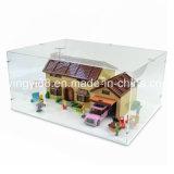 Neuer Lego Acrylschaukarton-Kasten für 71006 Simpson das Haus