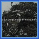 Fibra reforzada del carbón de los plásticos