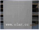 Tablero acústico de la absorción sana del techo del silicato del calcio del tablero