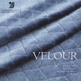 Gebreide Katoenen Polyester CVC de Stof van het Fluweel van de Jacquard voor Kleding