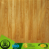 Papier décoratif des graines en bois UV de Resisitant pour le contre-plaqué