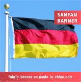 Wasserdichtes Polyester-fördernde GroßhandelsStaatsflagge