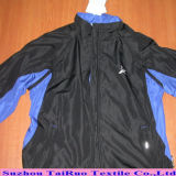 Garment를 위한 폴리에스테 Material Poly Waterproof Pongee Fabric