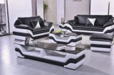 Insieme di cuoio del sofà di disegno 321 europei