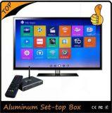 A melhor venda com todas as canaletas indianas e caixa superior ajustada indiana de Apk IPTV