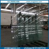 Prix bon marché du meilleur de qualité d'espace libre de flotteur constructeur plat en verre