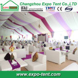 ドバイのアラビアの飾る結婚式のテント