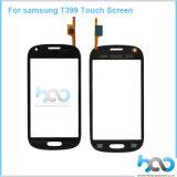 Панель экрана касания мобильного телефона для сенсорного экрана Samsung T399 плоского
