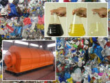 Borracha/Plastic/Waste Tyre Pyrolysis Equipment Make Fuel Oil