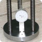 Máquina de teste de borracha da repercussão da compressão (HZ-7006D)