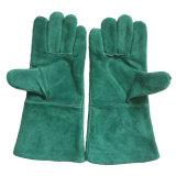 Перчатки техники безопасности на производстве кожаный для заварки