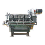 디젤 엔진 Engine Googol Qta2160 Power Output 1110-1250kVA