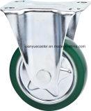 6 duim Vaste Gietmachine Van uitstekende kwaliteit met Wiel van de Gietmachine van de Kern van het Staal het Rubber, Stijl Janpanese