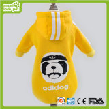 Vêtements de crabot d'animal familier de panda de l'hiver de Coldproof (HN-PC742)