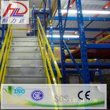 Racking resistente do mezanino de cremalheira do armazenamento