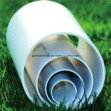 Única tubulação do LDPE LLDPE do PE do HDPE do parafuso que faz a máquina