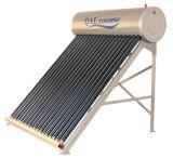 2014non Verwarmer van het Water van de druk de Zonne180L