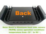 Caricatore solare del regolatore della batteria solare della visualizzazione 30A 20A 10A 15A del sistema domestico affissione a cristalli liquidi di controllo del Soc PWM