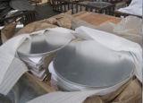 горячекатаный алюминиевый круг 1050 1060 1100 3003 для варя утварей