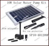 10W Dry Run Protection Solar Brushless Pump