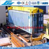 40FT de semi Automatische Verspreider van de Container van het Frame