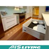 現代MDFの終わりの木の食器棚の食器棚(AIS-K228)