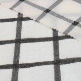 Le polyester 100% examine le tissu pour assurer les dessus des femmes