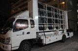 Visualizzazione di LED mobile del camion esterno caldo di vendita P10