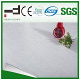 plancher blanc léger de stratifié de surface de foulage de 10mm