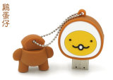 OEM Customed USB 플래시 메모리 만화 USB Pendrive
