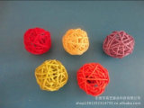 La GY Colorful 3-7cm Reed Diffuser Home Deco Balls