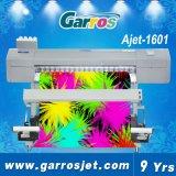 Maquinaria solvente de la impresora de la cabeza de impresora de la bandera Dx5 de Garros 1600m m Ajet1601 Eco