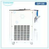 Heißer Verkaufs-rostfreier Fußboden-stehende Eiscreme-Maschine Op130