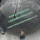 L'eau bloquant le sac d'air (employé pour empêcher la vapeur)