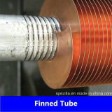 Verdrängtes Low Copper Fin Tube mit Designed