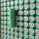 18650 batteria ricaricabile dello Li-ione di 3.7V 2200mAh