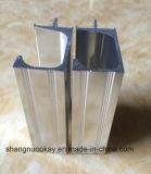 para o perfil de alumínio da porta do armário de cozinha