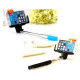 Handheld беспроволочное Bluetooth Selfie Monopod принимает Поляк ручку Selfie