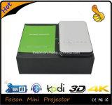 Proyector casero portable del cine de WiFi mini