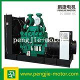 낮은 유압 낮은 연료 소비 및 높은 엔진 온도 디젤 열린 구조 발전기