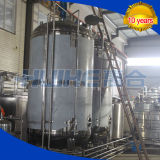 Tanque de mistura refrigerando de leite & de aquecimento (agitador)