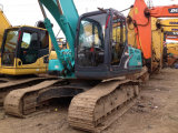 Máquina escavadora usada Kobelco Sk200-8 de Kobelco Sk200 para a venda