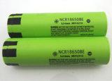 De Hoge Capaciteit van NCR18650be 3200mAh voor Panasonic 18650 Batterij