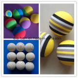 Meilleures Ventes personnalisée Bouncing EVA boule avec le logo d'impression